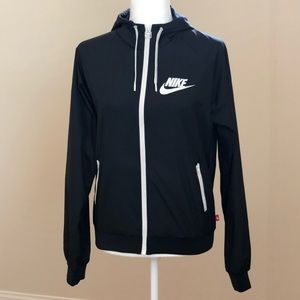 Nike Black Windrunner